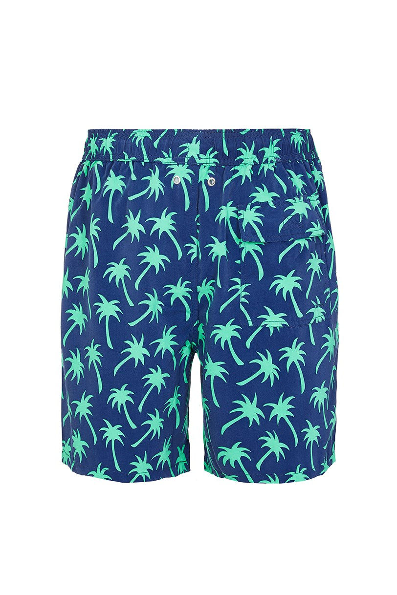 Palm Tree Swim Trunk