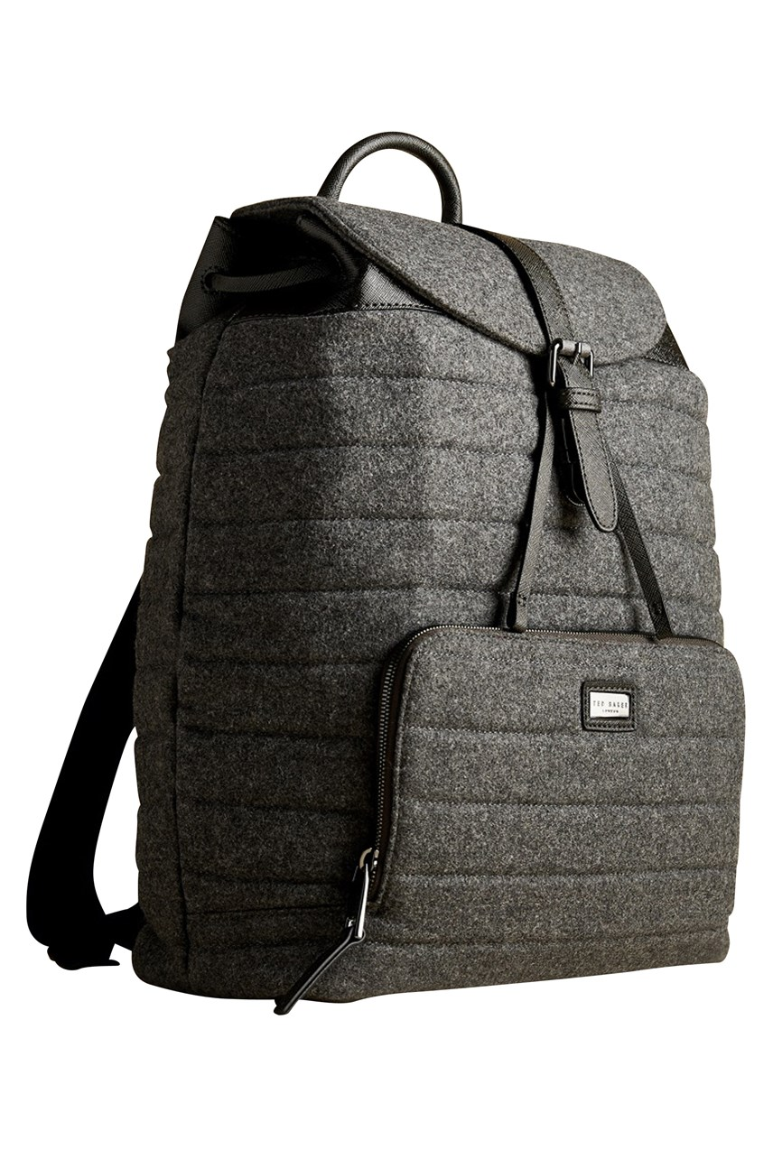 Textee Quilted Backpack