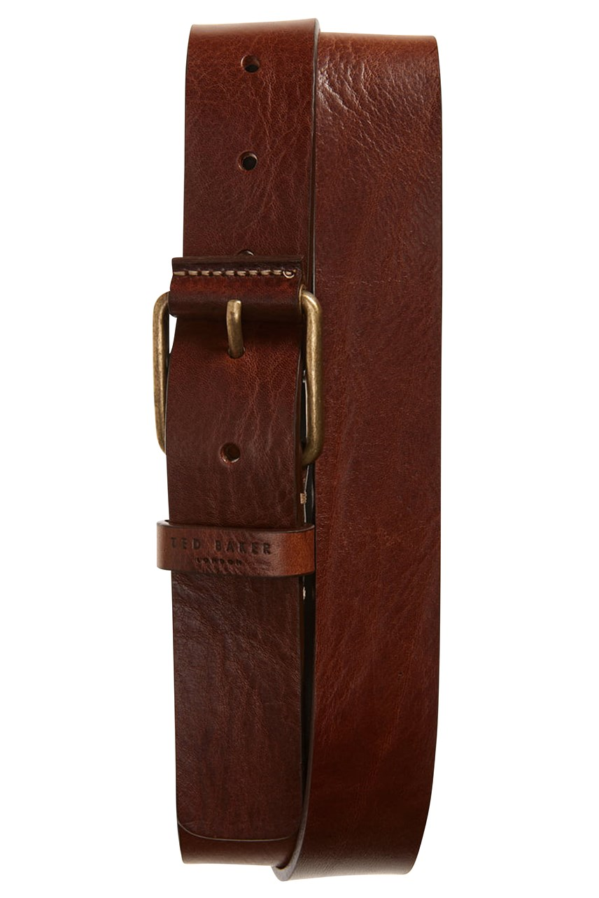 Tiffin Leather Belt