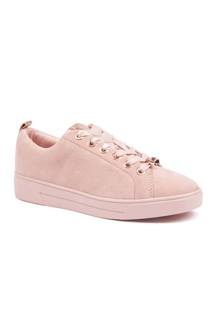 f467135add458c Kelleis Suede Sneaker - TED BAKER - Smith   Caughey s - Smith and ...