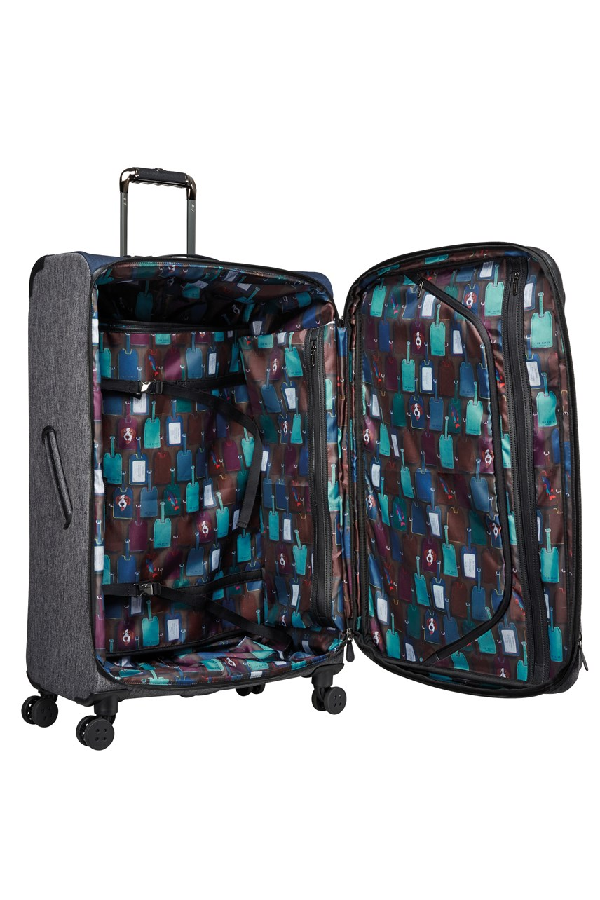 Brunswick 4-Wheel Large Trolley Case