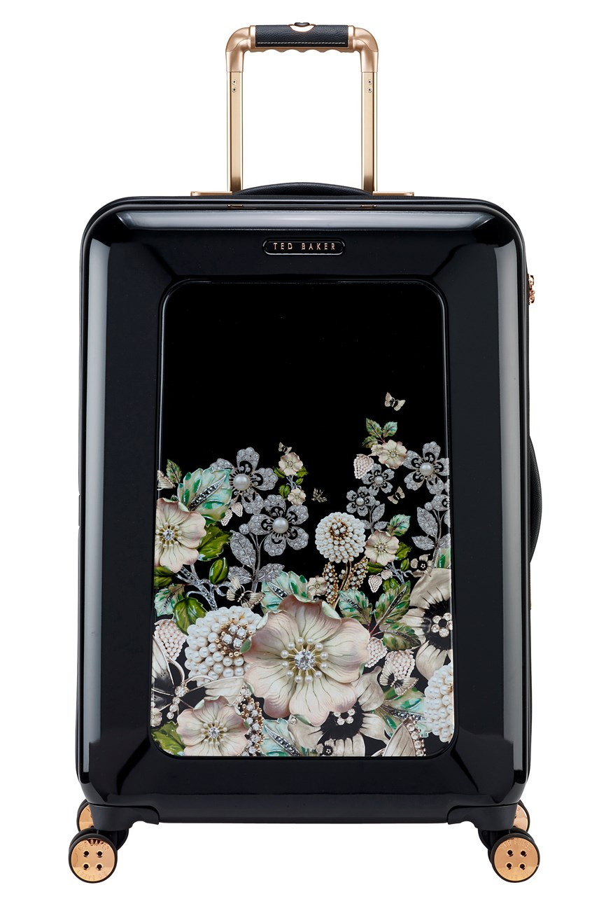 Rosine Gem Gardens Medium Suitcase