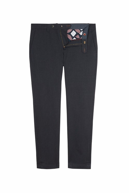 Willham Slim Fit Two Tone Trouser