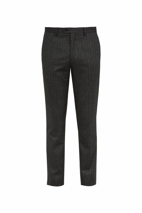 Wenstro Semi Plain Trousers