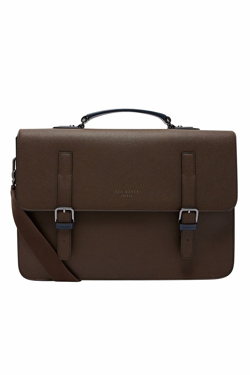 Crossgrain Satchel