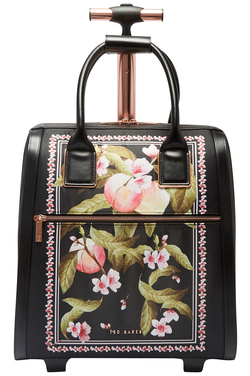 Peach Blossom Travel Bag