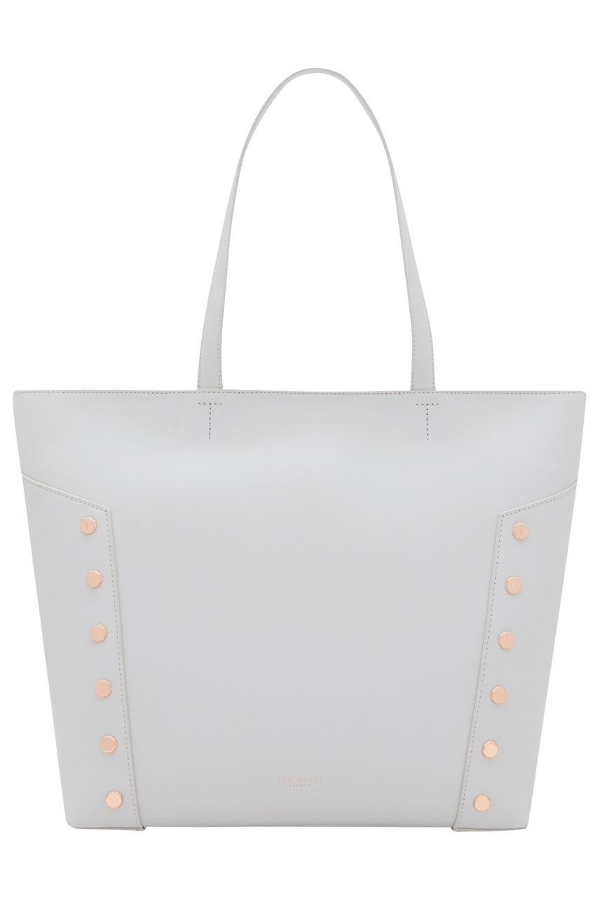 Tamiko Studded Edge Shopper Bag