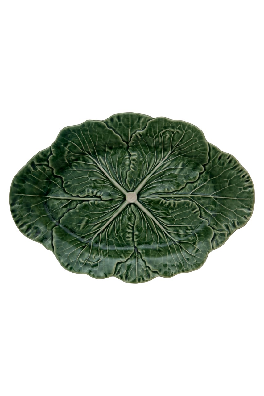 Cabbage Oval Platter