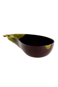 Aubergine Salad Bowl PURPLE 1