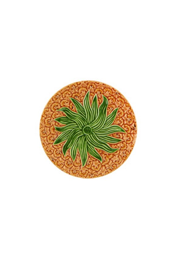 Pineapple Fruit Plate - 20cm