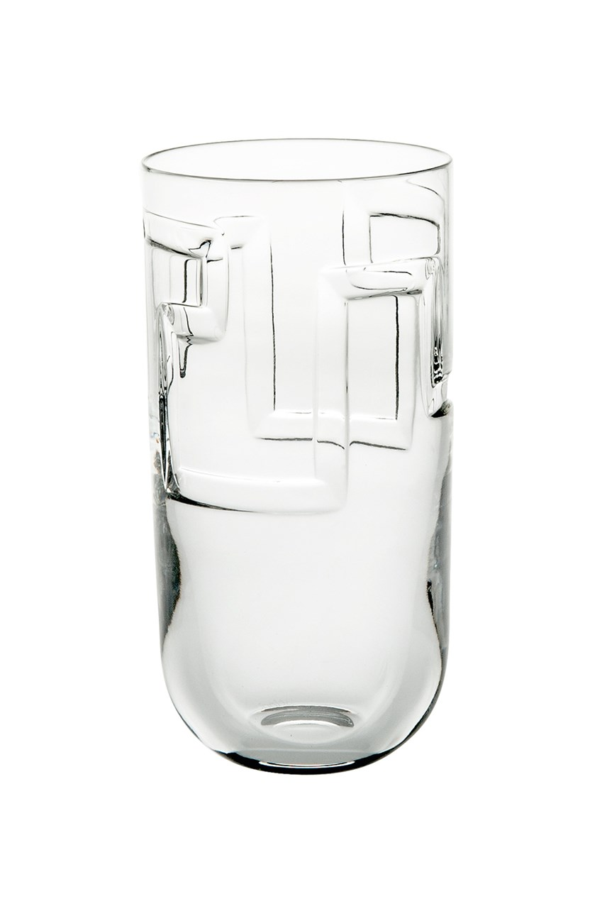 'Meandros' Highball Glass