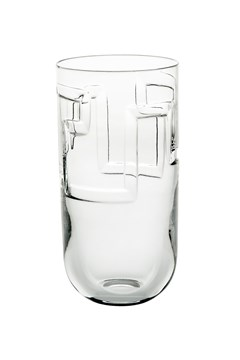 'Meandros' Highball Glass 1