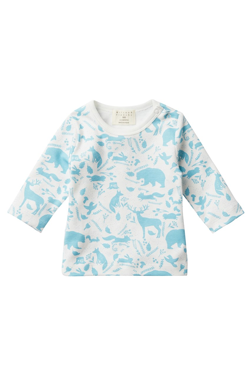 Wild Woods Long Sleeve Top