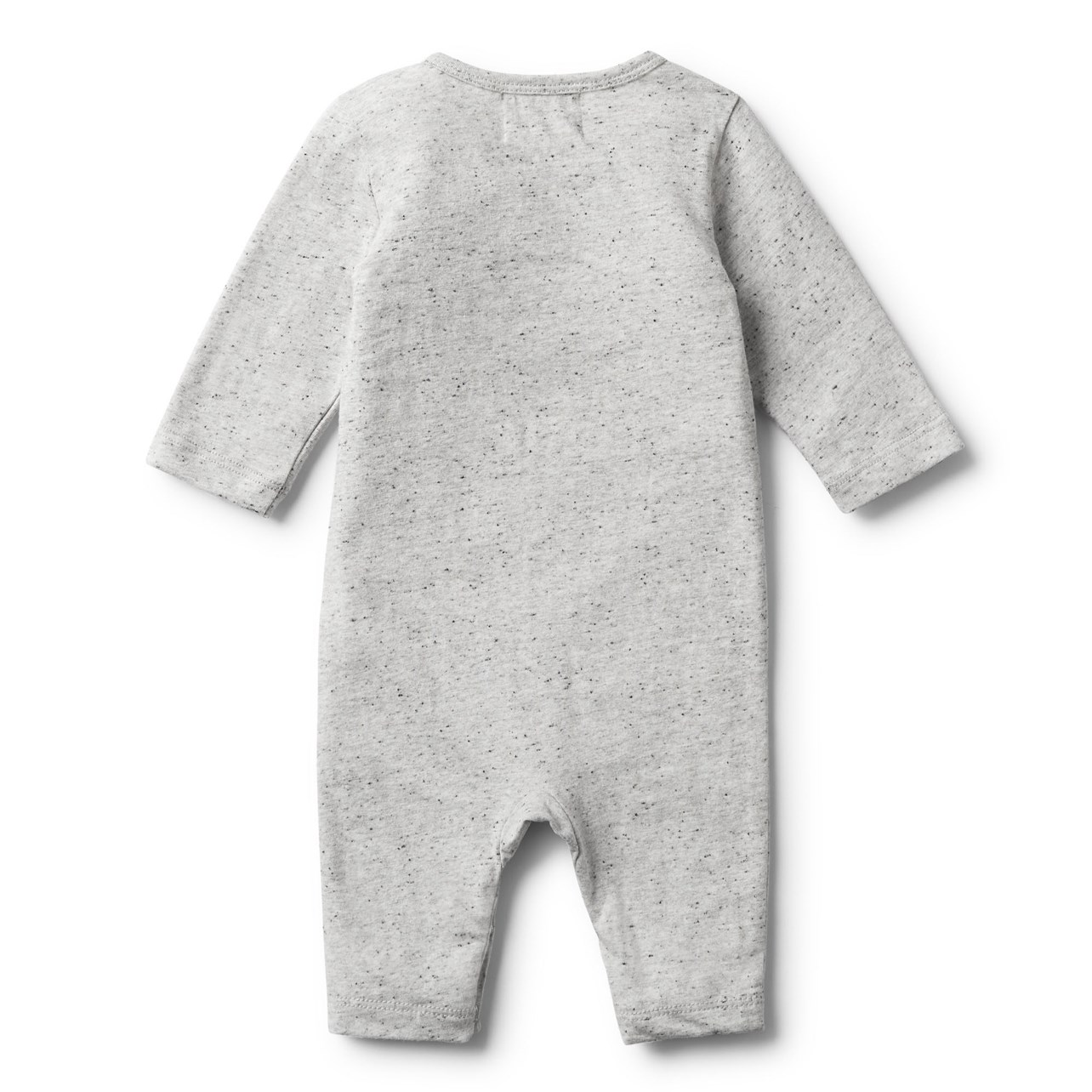 Little Puffer Long Sleeve Growsuit