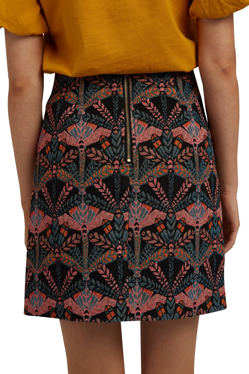 Aubin Dragonfly Mini Skirt