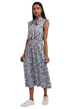 Sian Tulip Midi Dress MULTI 1