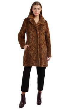 Wainwright Coat - brown