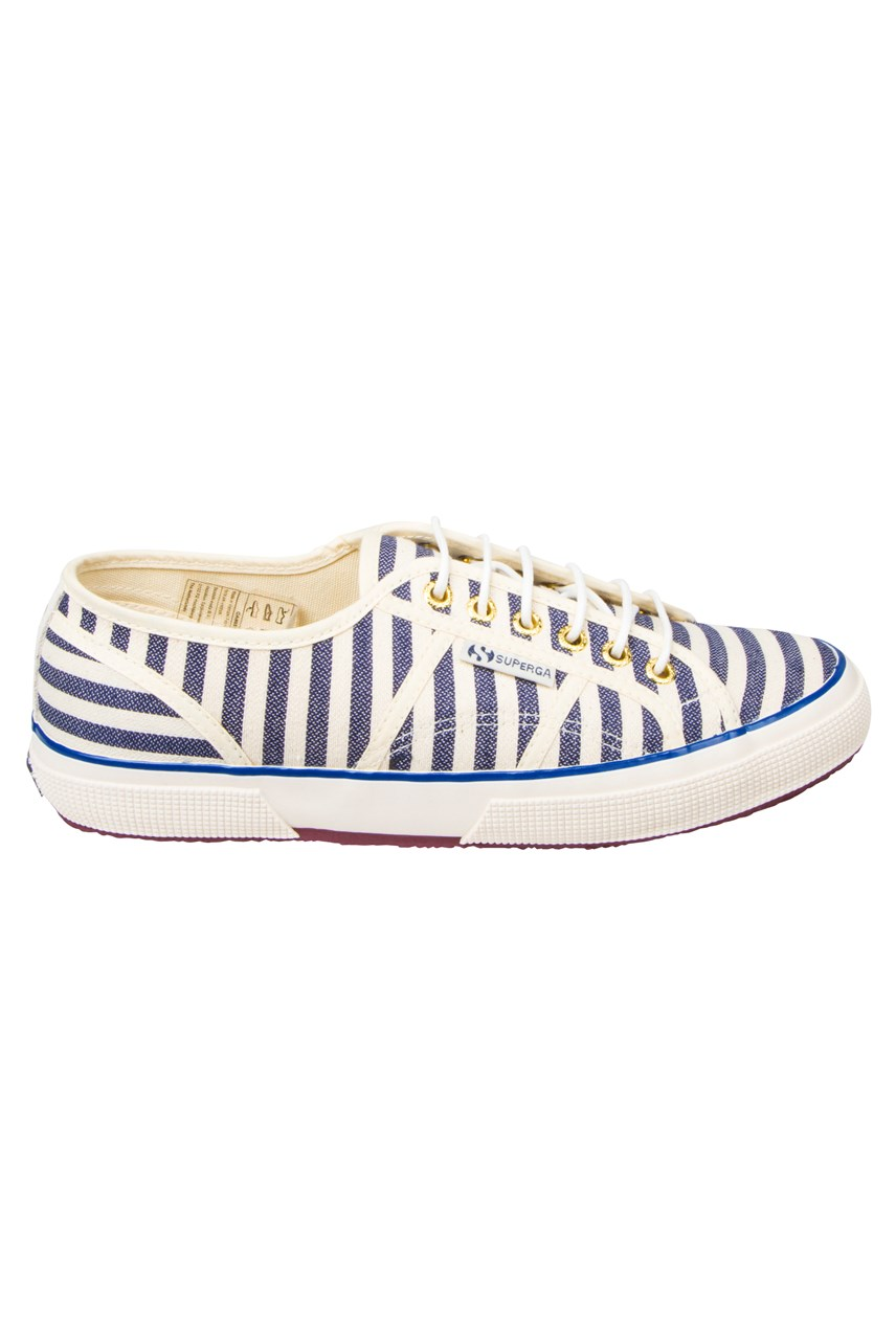Superga X Scotch & Soda Classic Stripe Sneaker