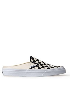 8a80c02e05 Checkerboard Classic Slip On Mule Sneaker - VANS - Smith & Caughey's ...