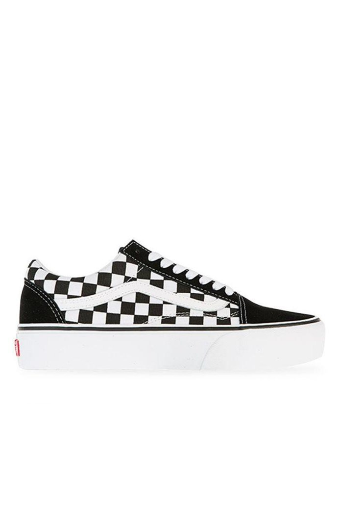 9f1c5c76d3e Checkerboard Old Skool Platform Sneaker - VANS - Smith   Caughey s ...