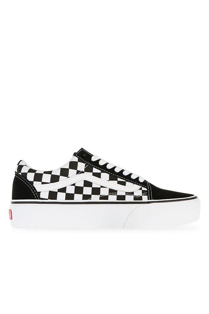 0c465e64d5 Checkerboard Old Skool Platform Sneaker ...