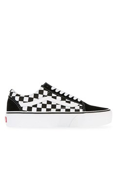 Checkerboard Old Skool Platform Sneaker - VANS - Smith   Caughey s ... 3d232a2d6