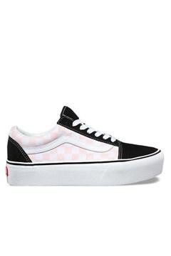 294f6894761c56 Checkerboard Old Skool Platform Sneaker - VANS - Smith   Caughey s ...