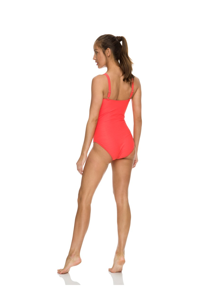 Charmer DD/E Cup Underwire Swimsuit