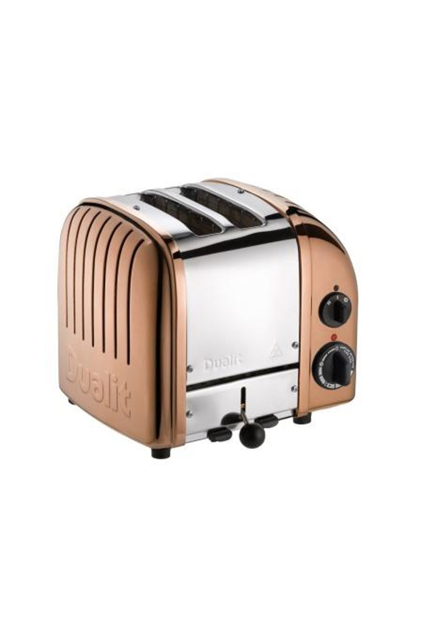 Copper Toaster 2 Slice