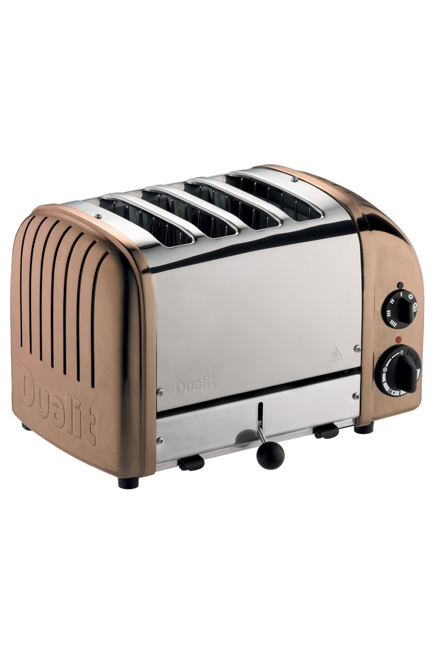 Copper Toaster 4 Slice