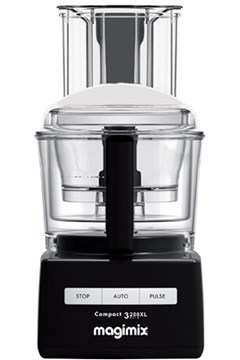Food Processor - 3200 XL BLACK 1