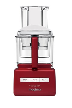 Food Processor - 5200XL - red
