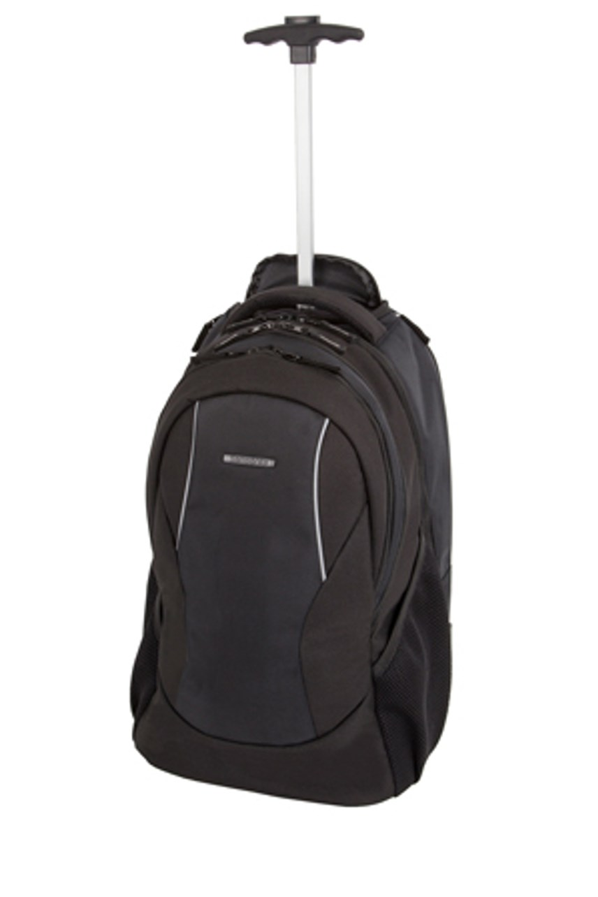Casual Wheeled Laptop Backpack