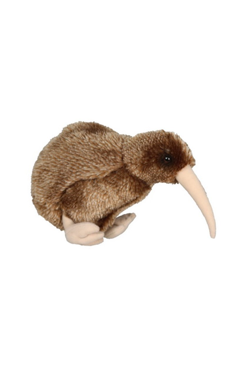 Brown Kiwi with Sound 18cm