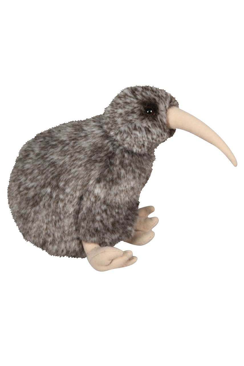 Great Spotted Kiwi With Sound - 18cm