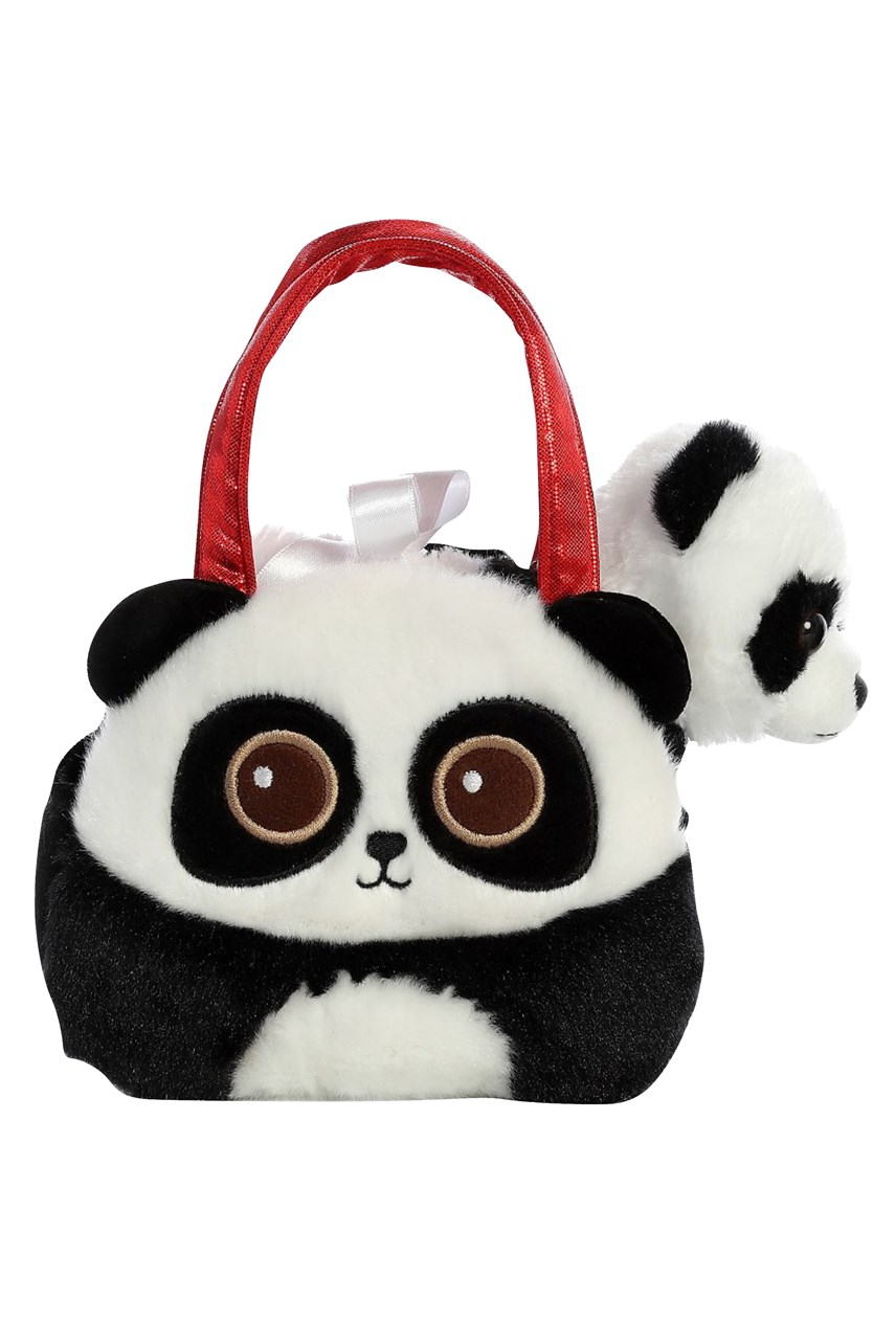 Bright Eyes Panda Pet Carrier