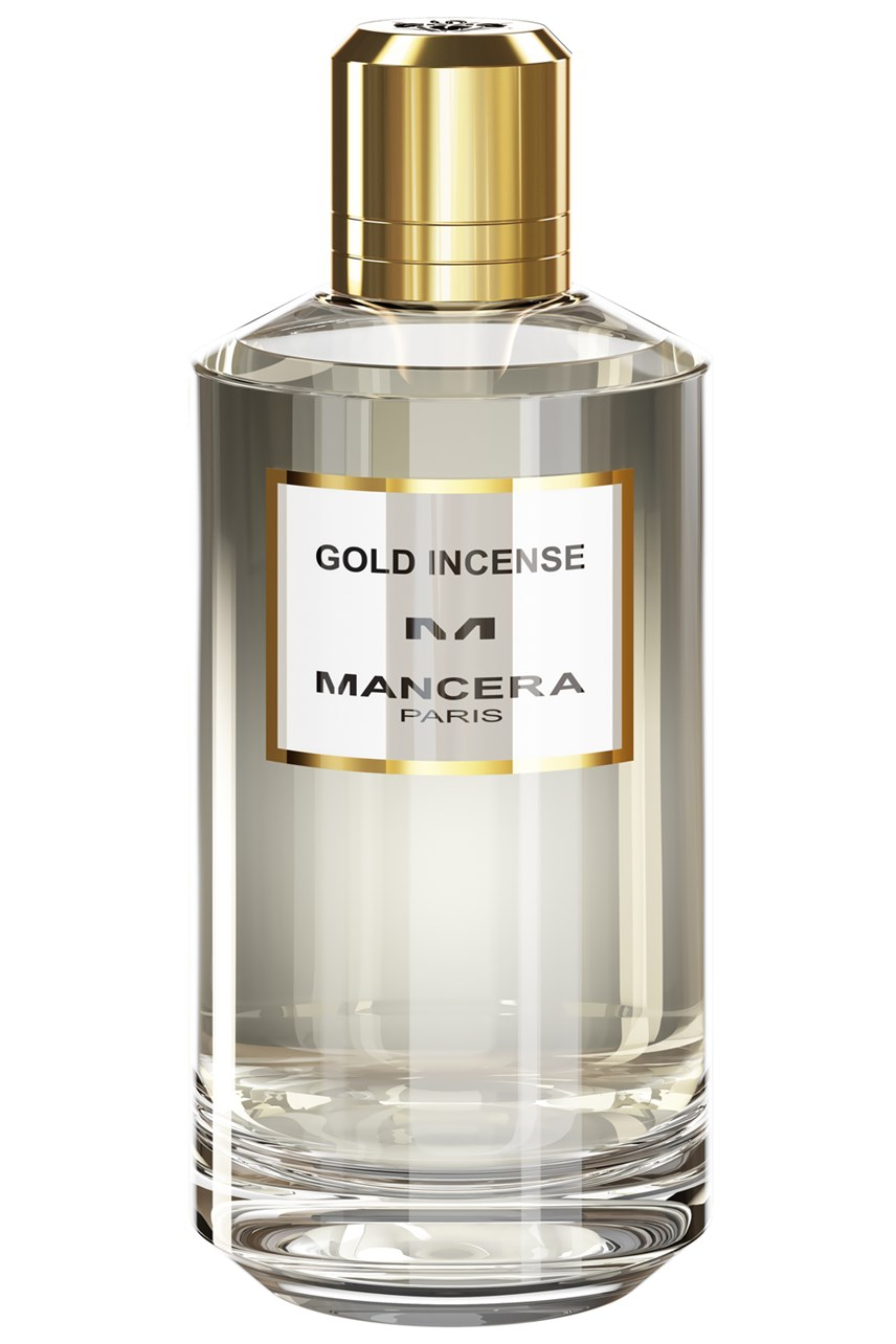Gold Incense Eau de Parfum Fragrance Spray