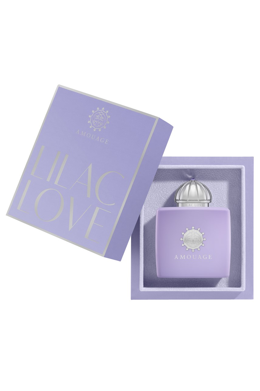 Lilac Love Eau de Parfum Fragrance Spray - 50ml