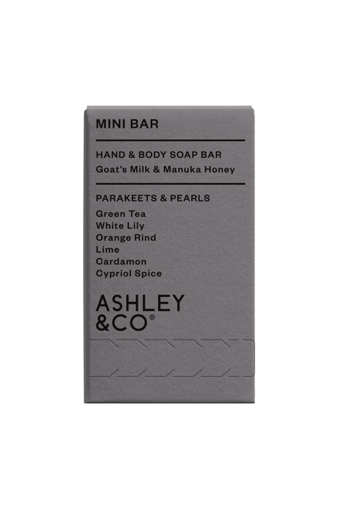 Mini Bar Extruded - Parakeets & Pearls