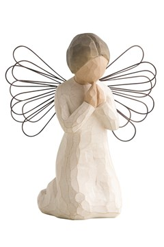 Angel Of Prayer Figurine 1