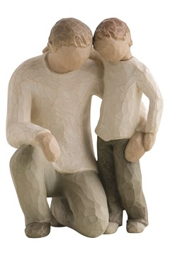 Father & Son Figurine 1