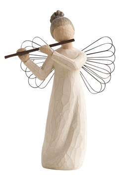 Angel Of Harmony Figurine -