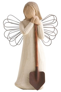 Angel Of The Garden Figurine 1