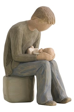 New Dad Figurine -