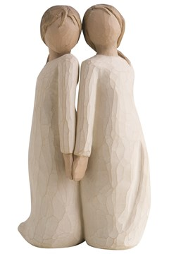 Two Alike Figurine 1