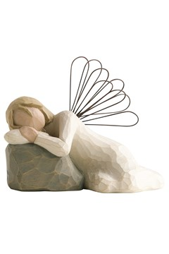 Dreaming Angel Figurine -