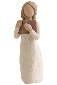 Love Of Learning Figurine 1