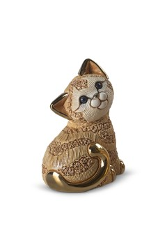 Ginger Kitten Figurine 1