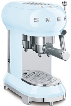 Espresso Coffee Machine - blue