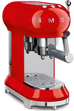 Espresso Coffee Machine RED 1